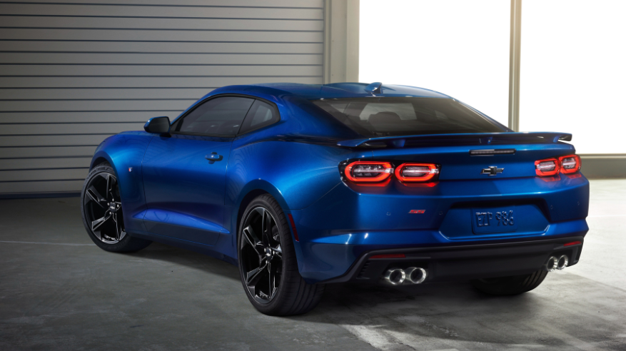2019 Chevrolet Camaro news