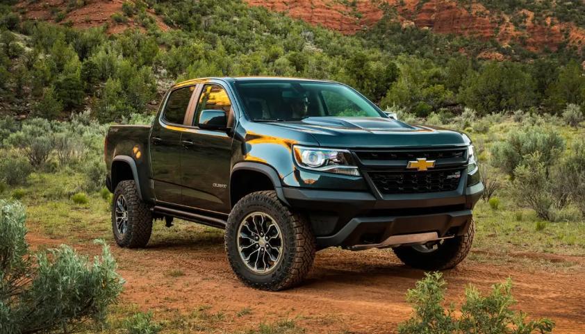 2019 Chevrolet Colorado Crew Cab review
