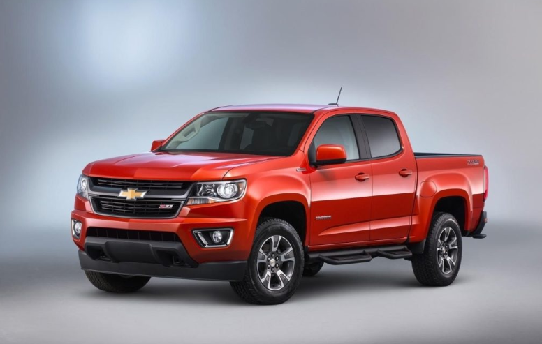 2019 Chevrolet Colorado release date