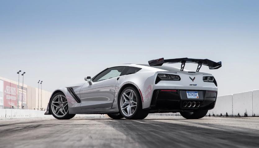 2019 Chevrolet Corvette C7 ZR1 news