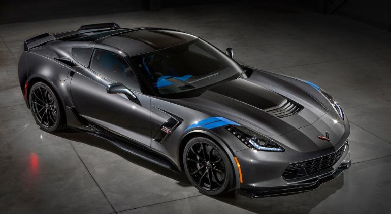2019 Chevrolet Corvette Grand Sport redesign