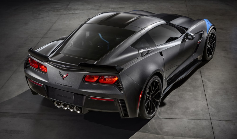 2019 Chevrolet Corvette Grand Sport redesign