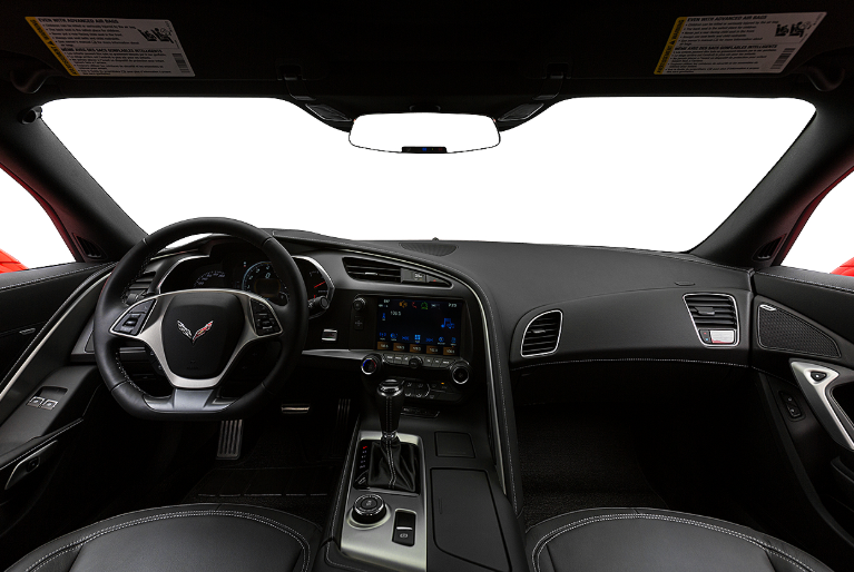 2019 Chevrolet Corvette Stingray 1LT interior