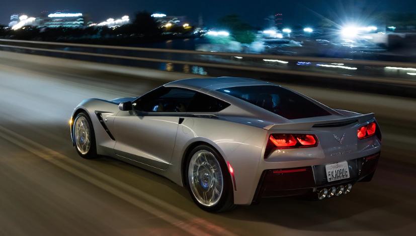 2019 Chevrolet Corvette Stingray 1LT