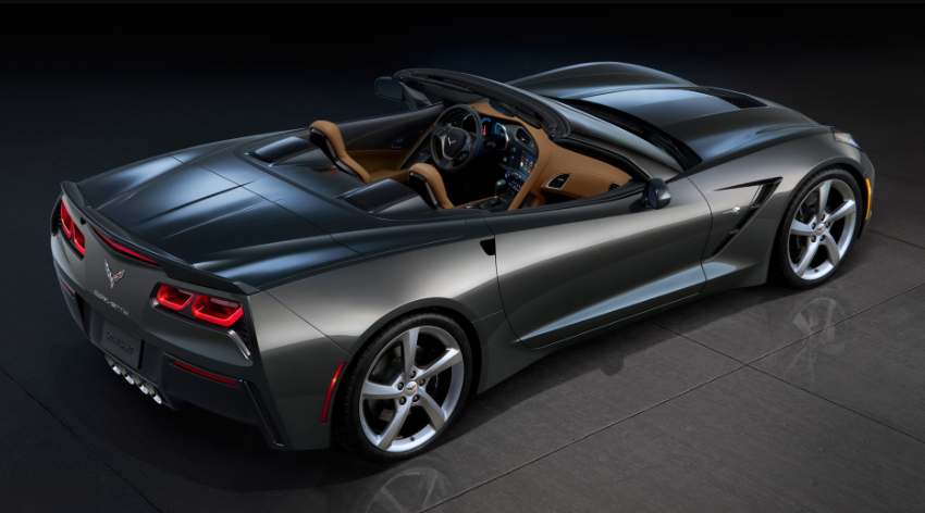 2019 Chevrolet Corvette Stingray Convertible news