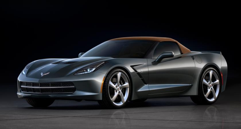 2019 Chevrolet Corvette Stingray Convertible news
