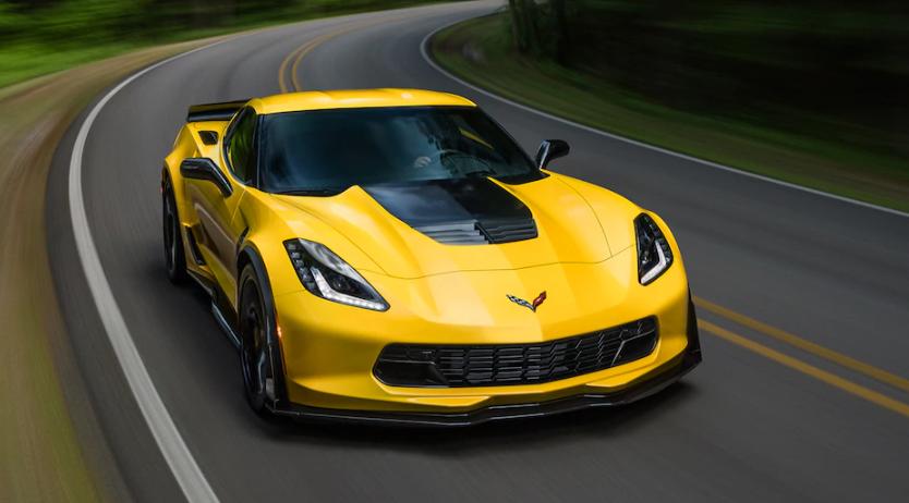 2019 Chevrolet Corvette Stingray Z06 redesign