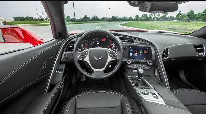 2019 Chevrolet Corvette Stingray Z51 release date