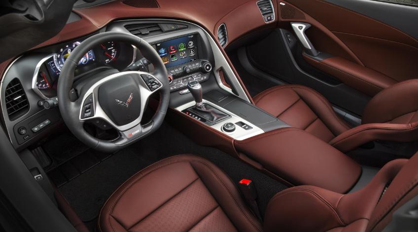 2019 Chevrolet Corvette Z07 design