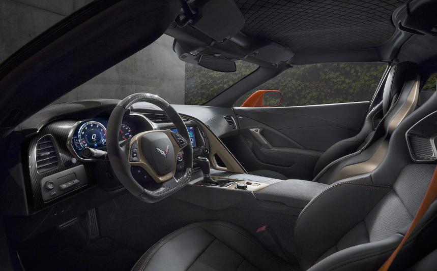2019 Chevrolet Corvette ZR1 3ZR news