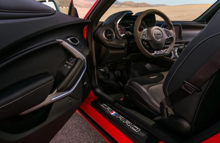 2019 Chevy Camaro 1SS redesign