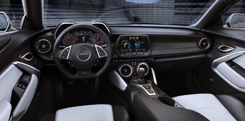 2019 Chevy Camaro 2SS redesign