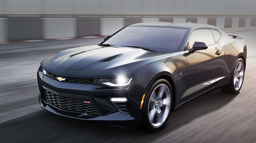 2019 Chevy Camaro 2SS redesign