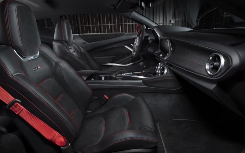 2019 Chevy Camaro 3LT redesign