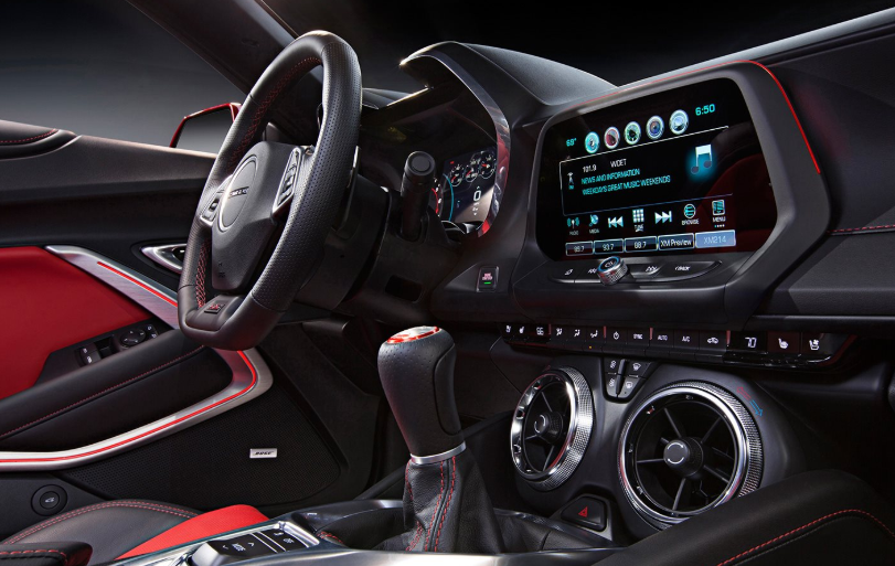 2019 Chevy Camaro Australia redesign