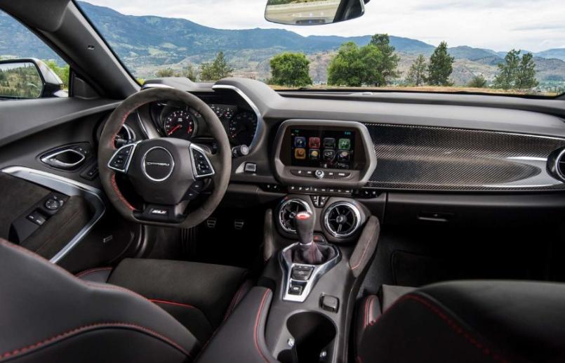 2019 Chevy Camaro Coupe news