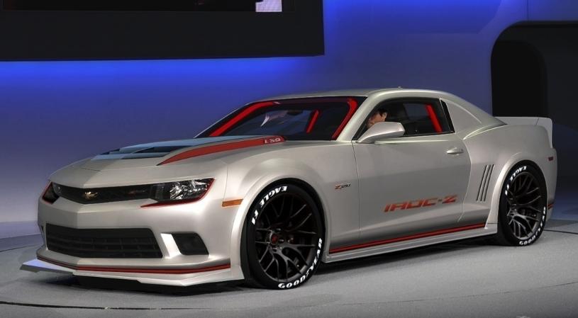 2019 Chevy Camaro Iroc-Z redesign