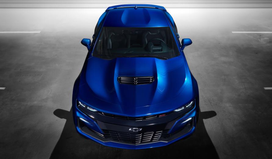2019 Chevy Camaro V6 redesign