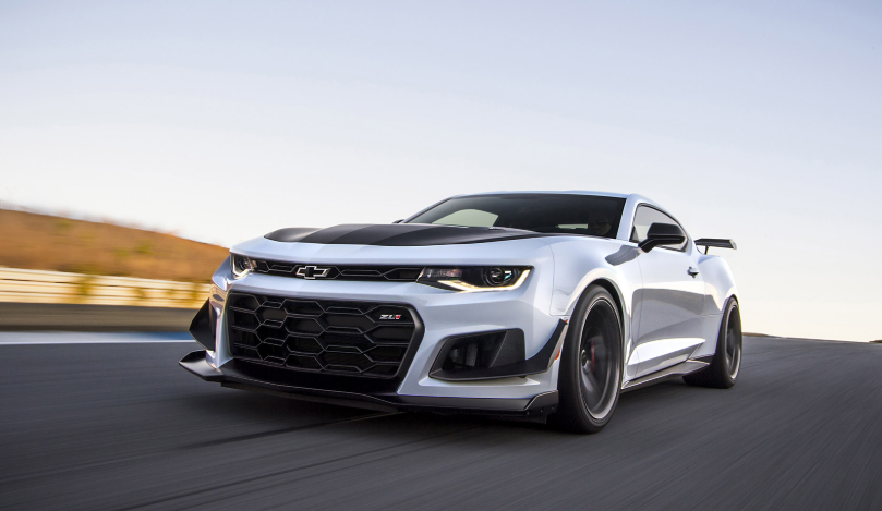 2019 Chevy Camaro ZL1 1LE design