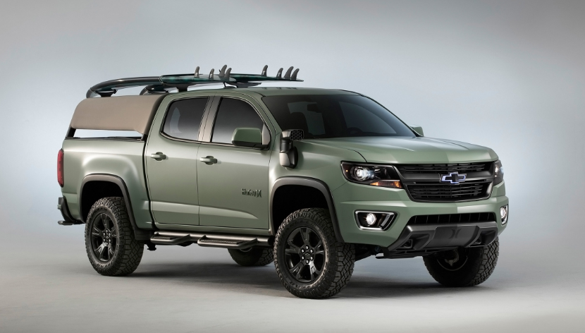 2019 Chevy Colorado Z71 release date