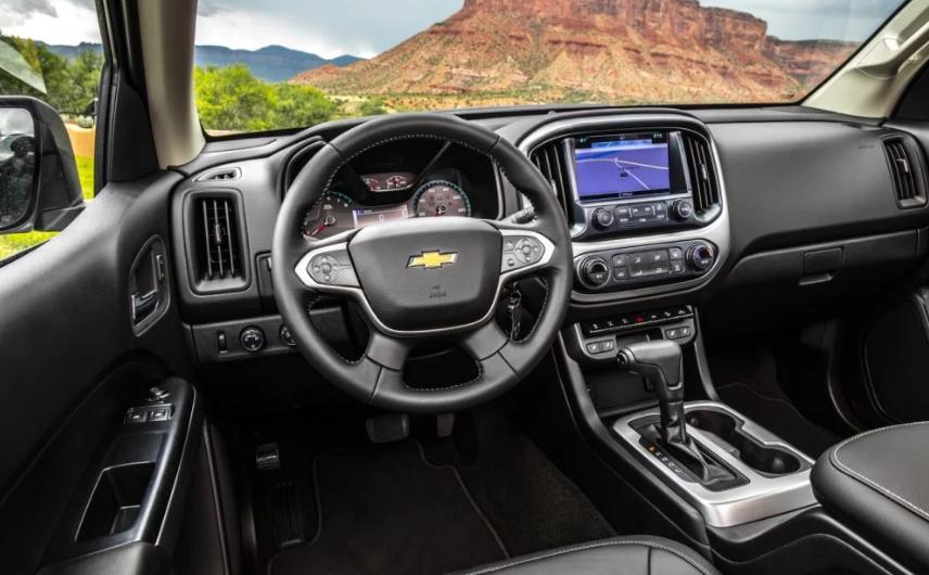 2019 Chevy Colorado ZR2 redesign