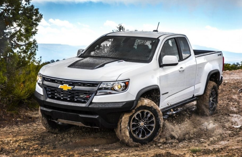 2020 Chevy Colorado 2.8-L Duramax