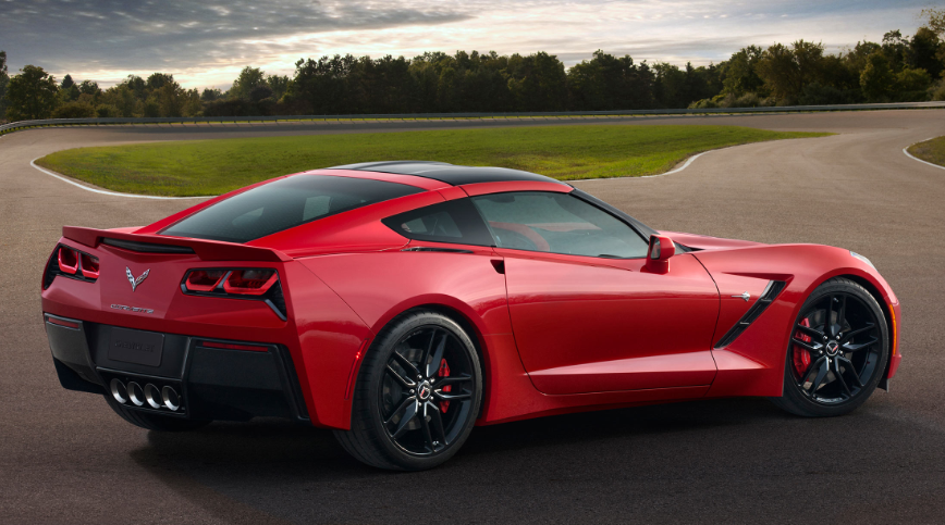 2019 Chevy Corvette C8 release date