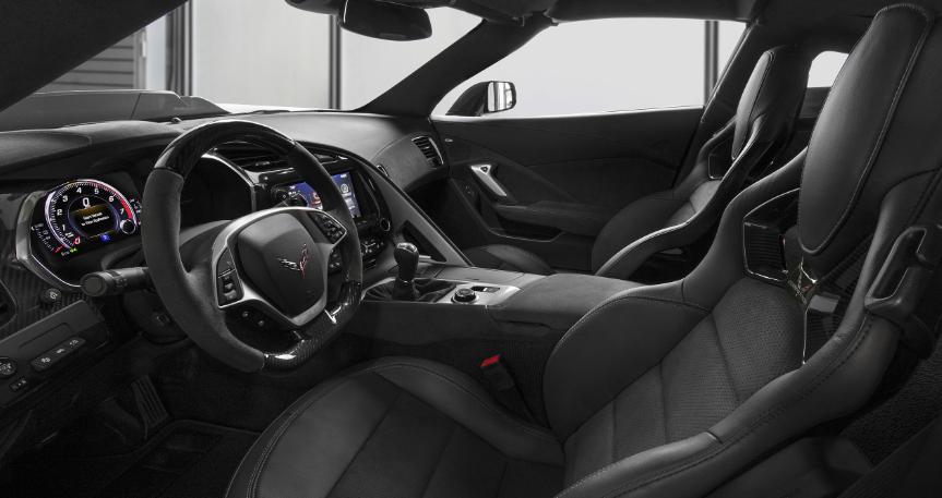 2019 Chevy Corvette ZR1 0-60 design