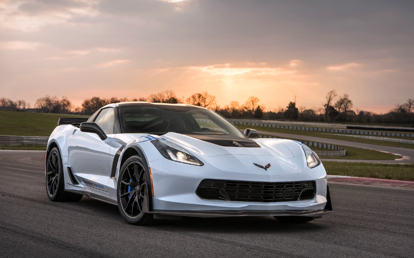 2019 Chevy Corvette news