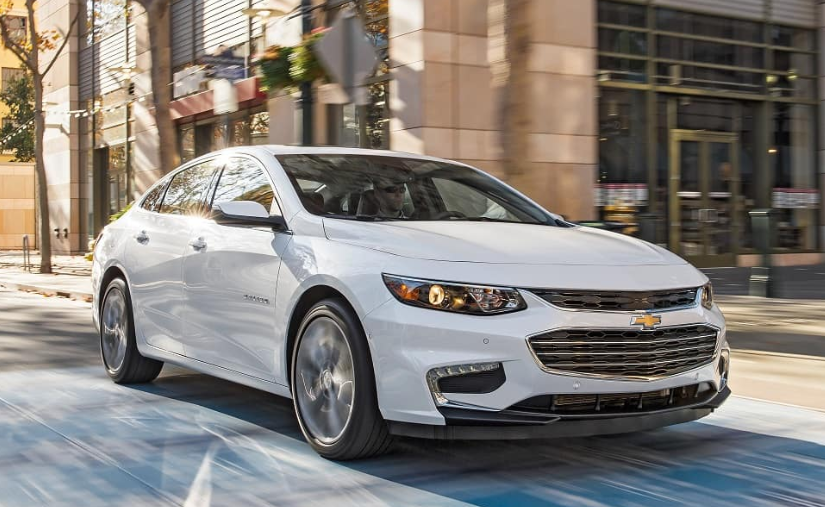2019 Chevy Malibu Diesel Refresh