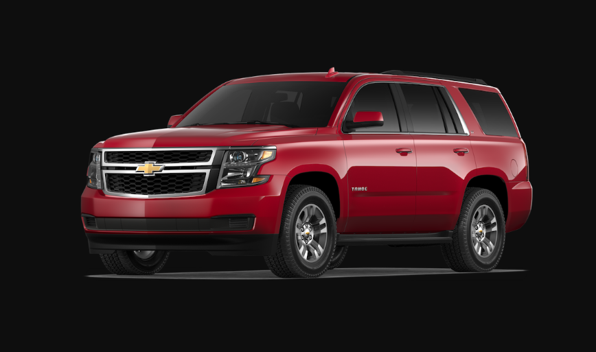2020 Chevrolet Tahoe LT news