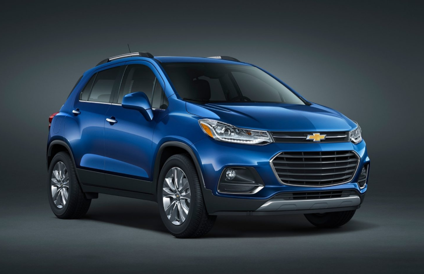 2020 Chevrolet Trax redesign