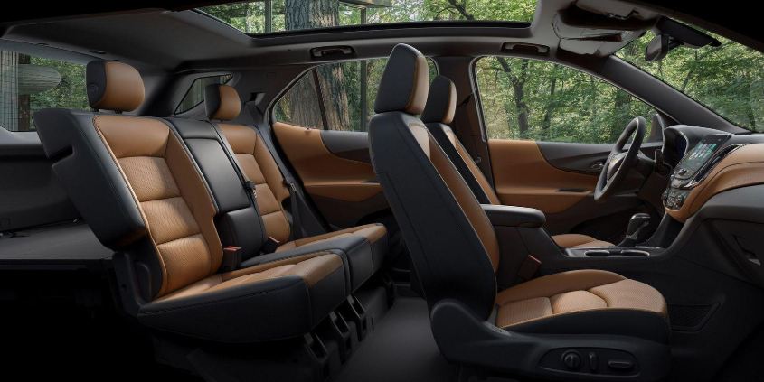 2020 Chevy Equinox LT design