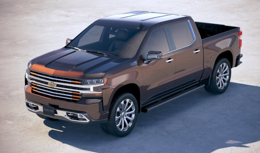 2020 Chevy Silverado High Country review