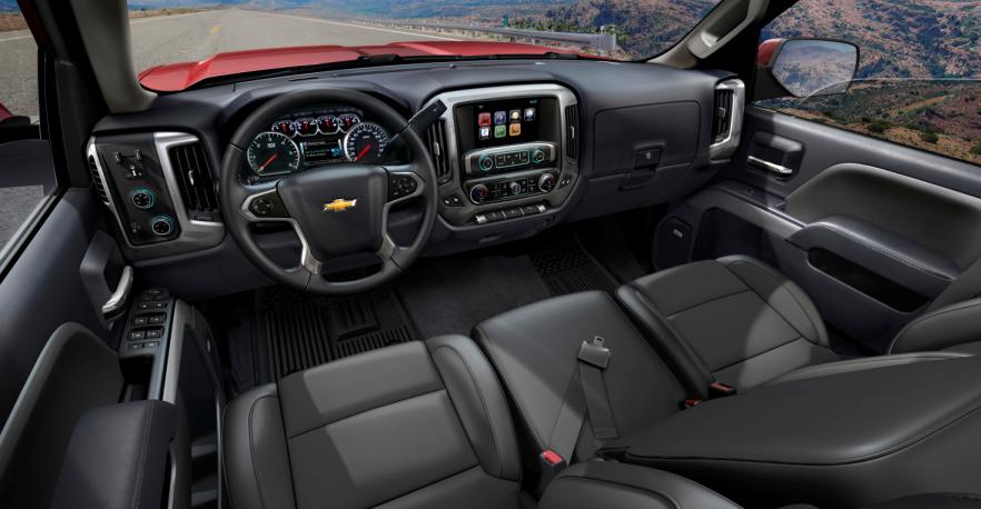 2020 Chevy Silverado Z71 redesign