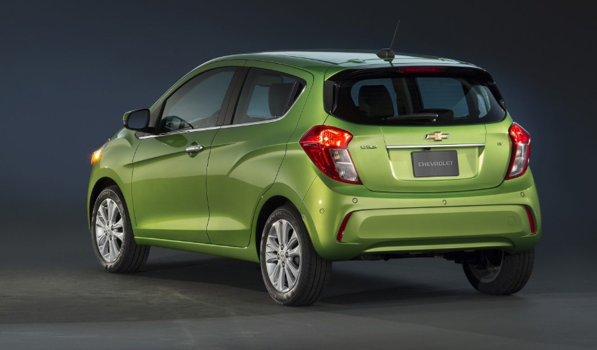 2020 Chevy Spark design
