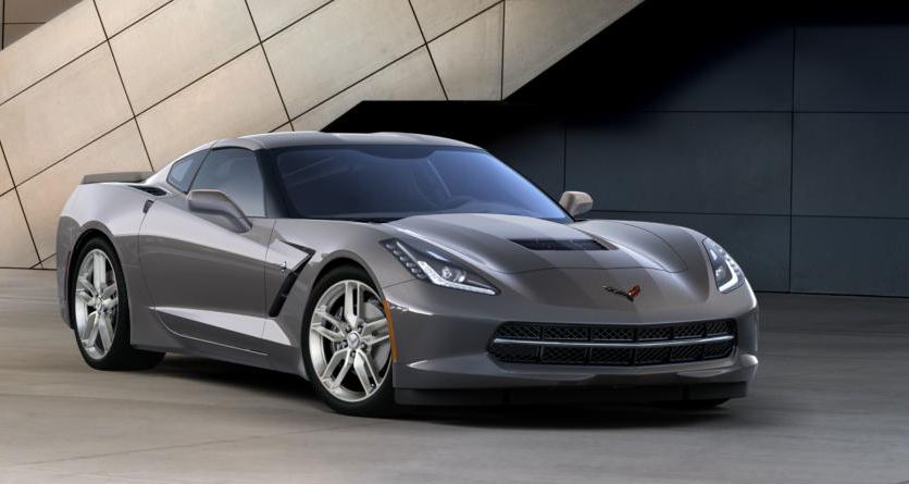 Chevrolet Corvette Stingray Coupe 1LT news
