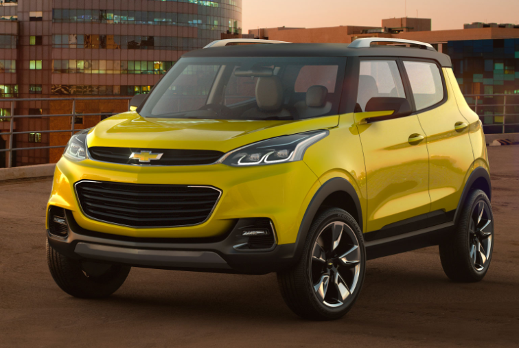 2019 Chevrolet Adra changes