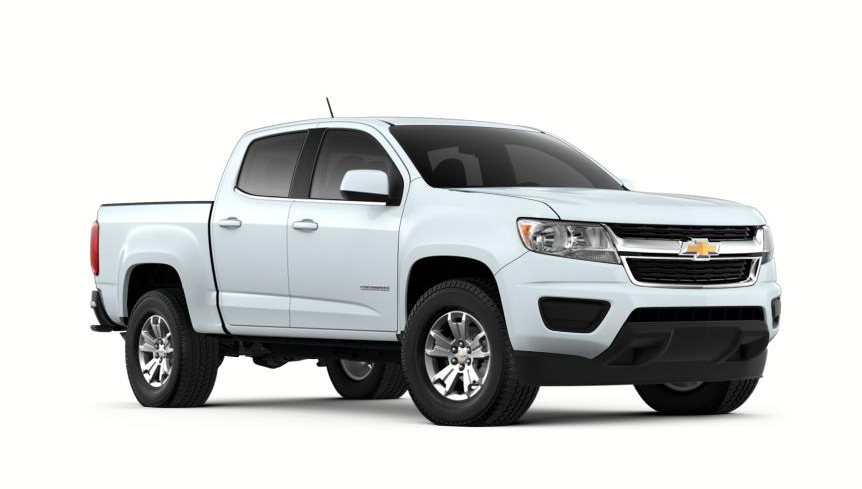 2019 Chevrolet Colorado Body Styles release date