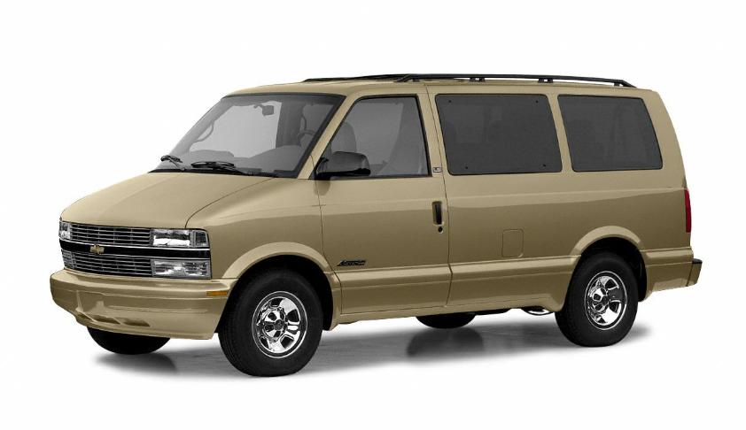 2019 Chevy Astro