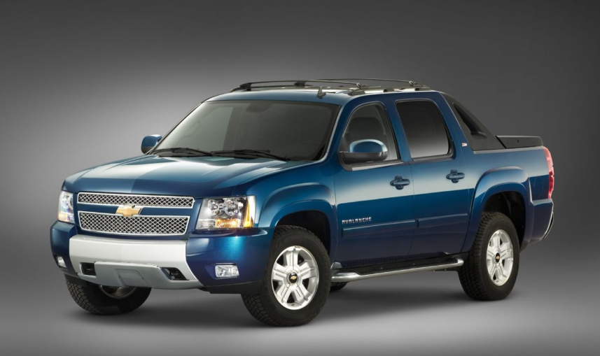 2019 Chevy Avalanche redesign