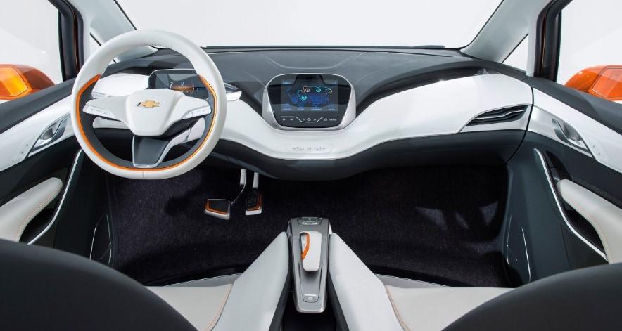 2019 Chevy Bolt EV redesign