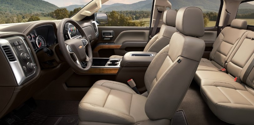 2019 Chevy C/K 1500