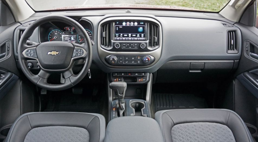 2020 Chevy Colorado V8