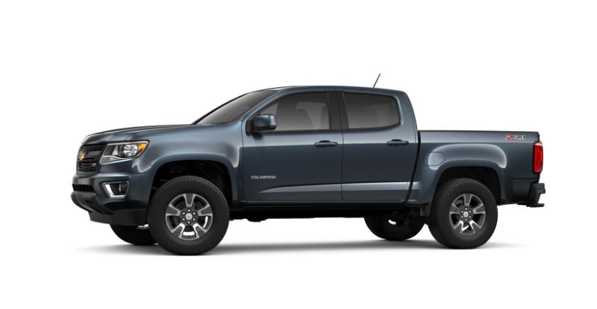 2020 Chevrolet Colorado Truck