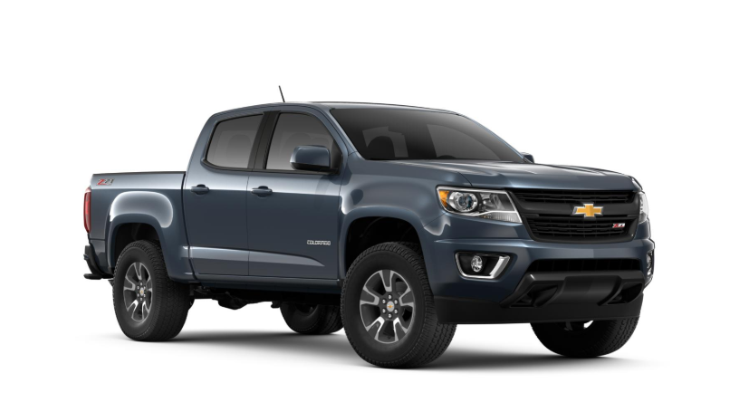 2019 Chevy Colorado Fuel Economy