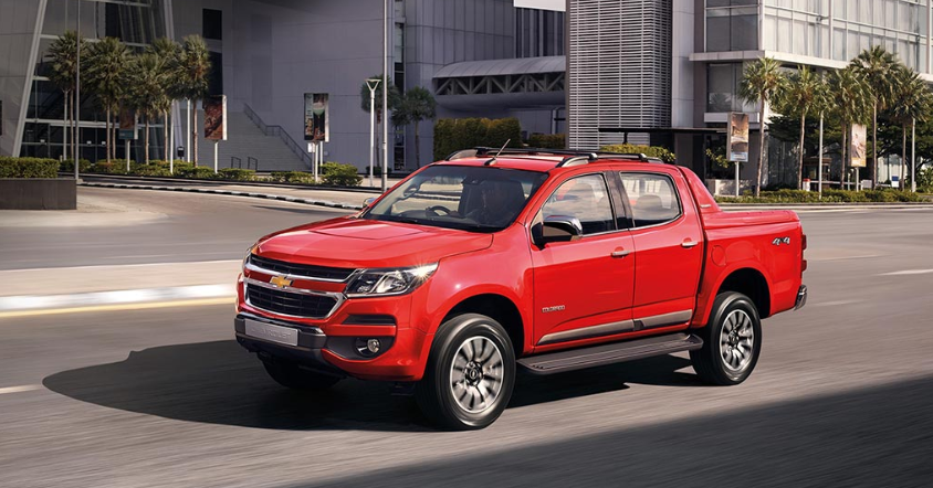 2019 Chevy Colorado High Country design