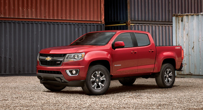 2019 Chevy Colorado 0-60
