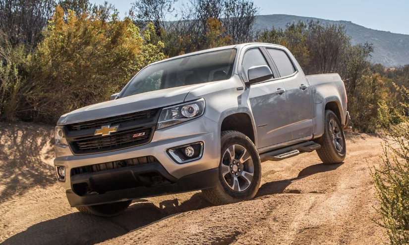 2019 Chevy Colorado Z71 Diesel changes