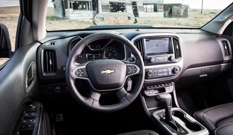 2019 Chevy Colorado ZR1 redesign
